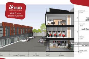 Ruko YC Hub BSD City 1