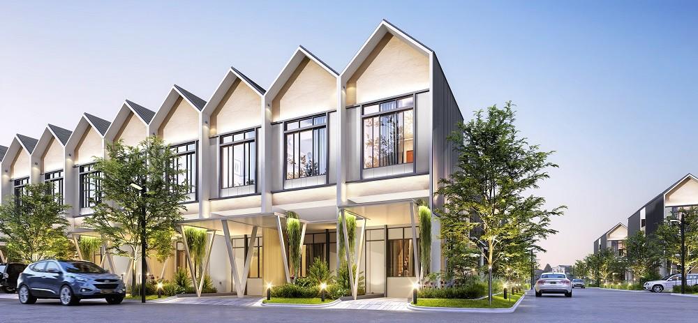Sentosa Park Rumah 3lantai Gaya Singapore Type 5x11 2