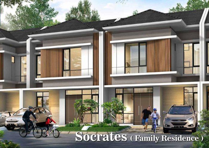 Type Rumah Academia Residence 1