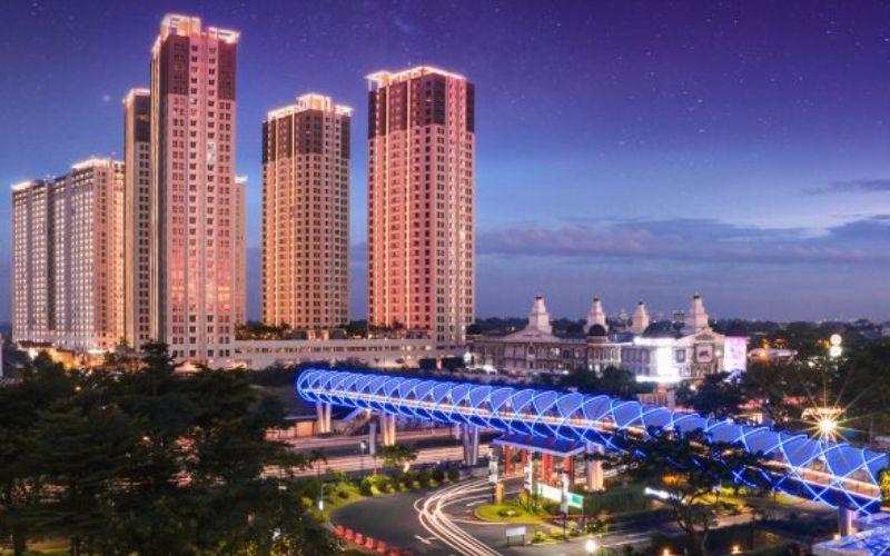 foto-mtown-skybridge-launching rumah-min