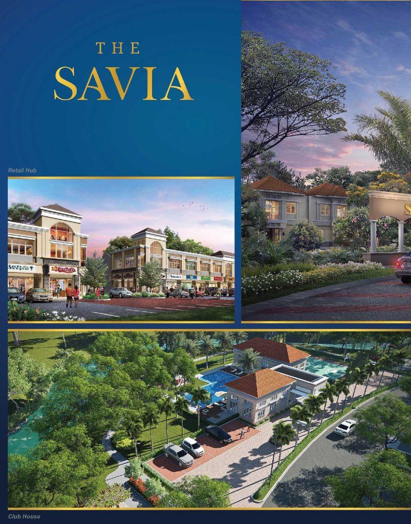 galeri 2 Visana Cluster Terbaru The Savia BSD City Mulai 1,1 M