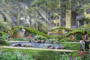 galeri Condovillas Rainbow Springs Summarecon Serpong 2