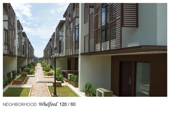 rumah 1 Whelford, Rumah 3 lantai Siap Huni di BSD, Diskon sampai 15%, KPR DP 0%
