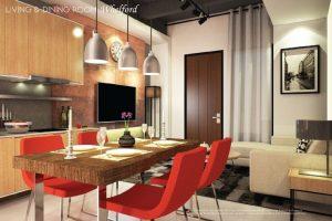 rumah 3 Whelford, Rumah 3 lantai Siap Huni di BSD, Diskon sampai 15%, KPR DP 0%