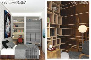 rumah 5 Whelford, Rumah 3 lantai Siap Huni di BSD, Diskon sampai 15%, KPR DP 0%