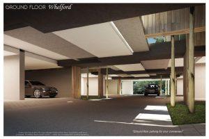 rumah 6 Whelford, Rumah 3 lantai Siap Huni di BSD, Diskon sampai 15%, KPR DP 0%