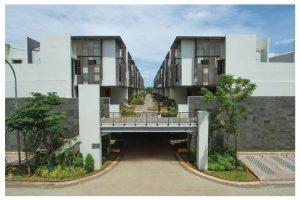 rumah 7 Whelford, Rumah 3 lantai Siap Huni di BSD, Diskon sampai 15%, KPR DP 0%