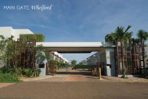 rumah 9 Whelford, Rumah 3 lantai Siap Huni di BSD, Diskon sampai 15%, KPR DP 0%