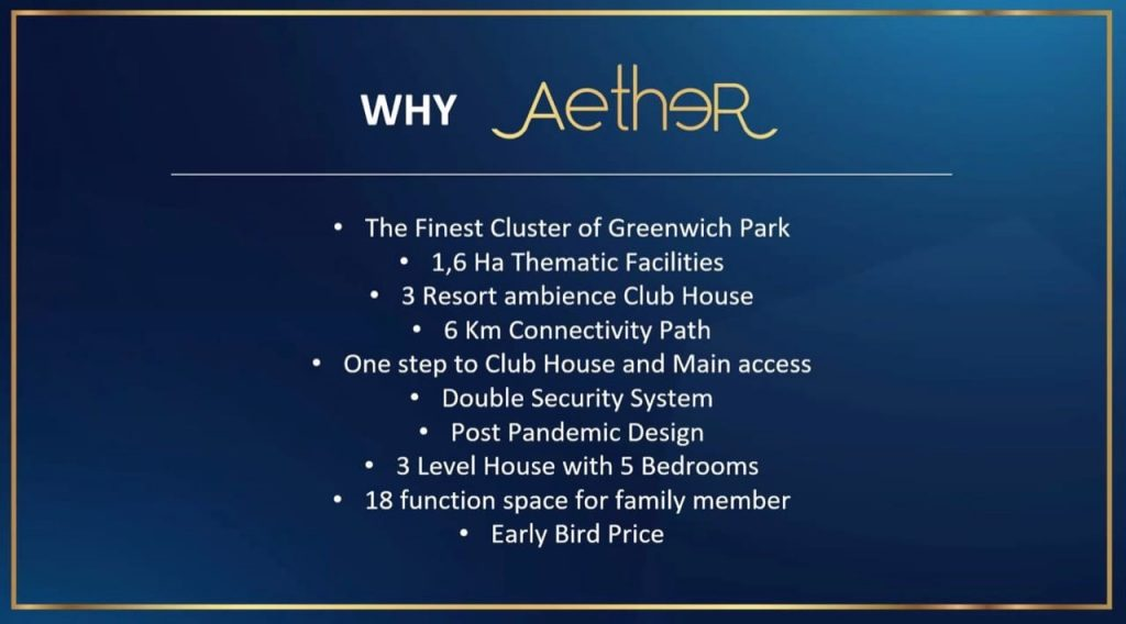 Why Aether