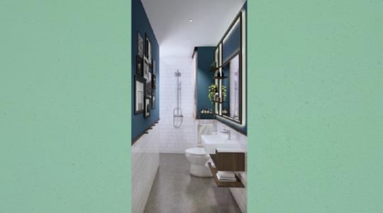 Type 1 Corner - Parc Villa - Bathroom